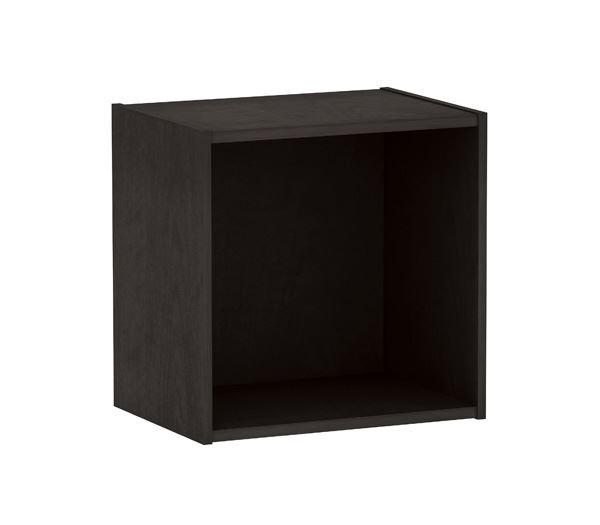 DECON CUBE Κουτί 40x29x40cm Wenge