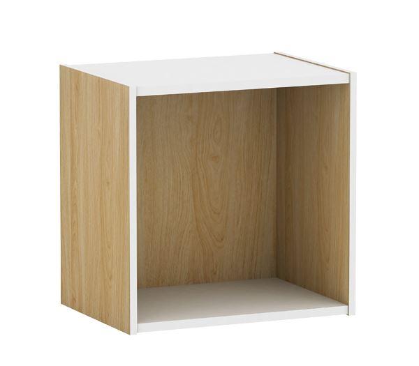 DECON CUBE Κουτί 40x29x40cm απόχρ.Σημύδας