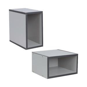 MODULE Κουτί 30x17x30cm Γκρι