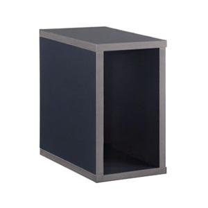 MODULE Κουτί 30x17x30cm Ανθρακί