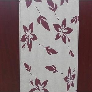 ΚΑΠΑΚΙ Werz.70x70 Diner Mahogany/Hibiscus