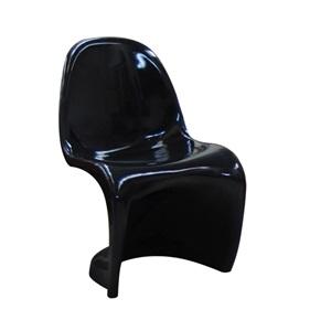 BLEND Καρέκλα ABS Μαύρη