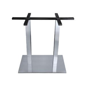 EPSILON Βάση 70x40/H72cm #201 Inox (21,20Kg)