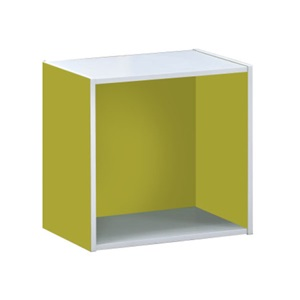DECON CUBE Κουτί 40x29x40cm Lime