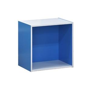 DECON CUBE Κουτί 40x29x40cm Μπλε