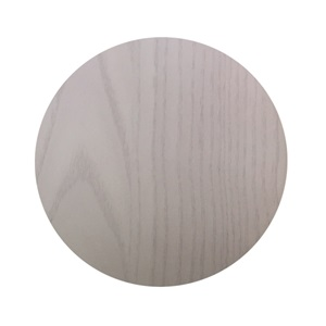 VENEER Καπάκι Φ70/5cm White Wash