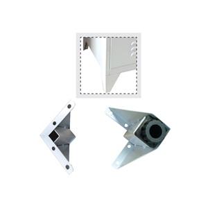 Ποδαράκια-Ρεγουλατόροι Άσπρα Set-4 (για Ε600*)