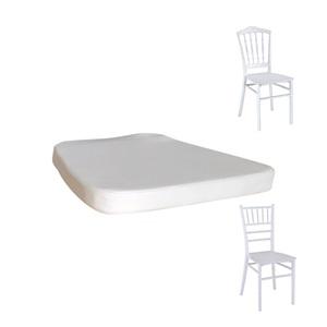 ILONA-MILLS PP Μαξιλάρι Pvc Λευκό (5cm)