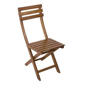ADA Καρέκλα Πτυσ/νη, Καρυδί Οξυά