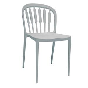 VIRGINIA Καρέκλα PP Λευκή